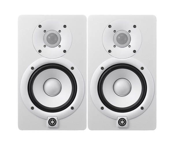 Yamaha HS5 Studio Monitor White (Pair)