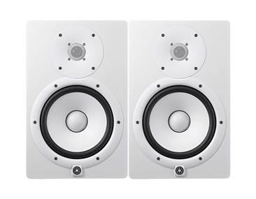 Yamaha HS8 Monitor White (Pair)