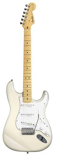 Fender Artist Strat Eric Clapton Olympic White