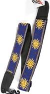 Levy's MPJGSUNBLU Jaquard Sun Images blue Strap