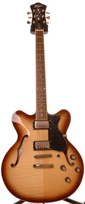 Hofner Verythin Guitar Sunburst