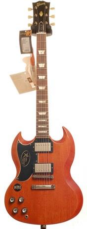 Gibson Custom Shop SG Standard Reissue V.O.S. Left Hand