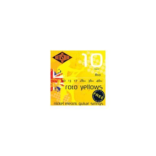 Rotosound R10 Roto Yellow 10-46