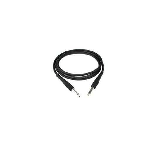 Klotz Instrument Cable - KIK3.0PP Black-10 feet