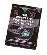 Wansbeck Teaching Tapes The Complete Fingerstyle Guitarist DVD - Series Two