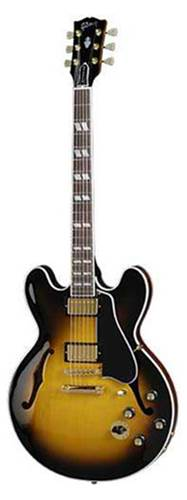 Gibson ES-345 Reissue Vintage Sunburst