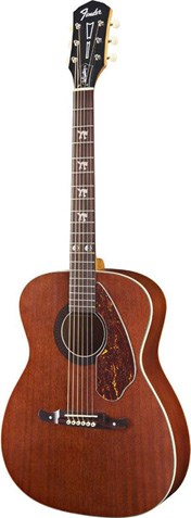 Fender Tim Armstrong Hellcat Acoustic SE