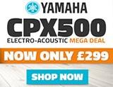 A Closer Look: Yamaha CPX500III