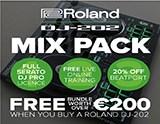Offer: Roland DJ-202 Mix Pack