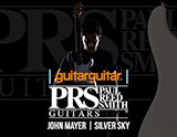 Just Announced: PRS Silver Sky