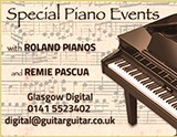 Events: Roland Piano with Remie Pascua