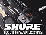 Gigging Essentials: Shure GLXD16 Wireless System