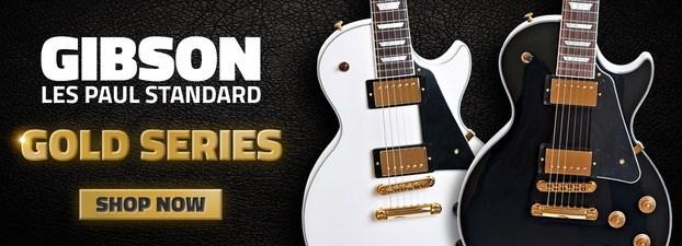 Gibson Les Paul Standard Gold Series