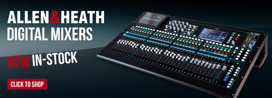 Allen and Heath Digital Mizers