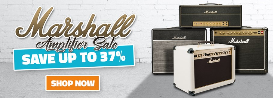 Marshall Amp Sale - Save Up To 37%