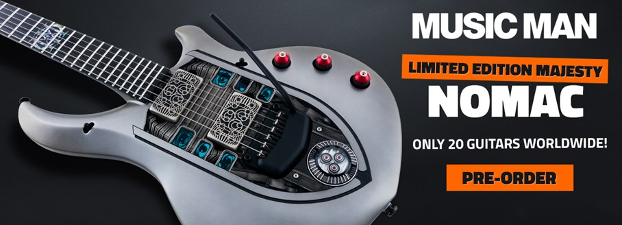 Music Man Majesty Nomac Limited Edition