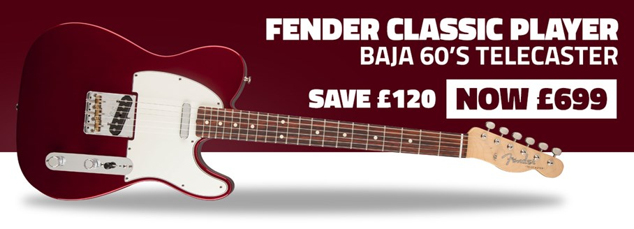 Fender Classic Player 60s Baja Telecaster Sale