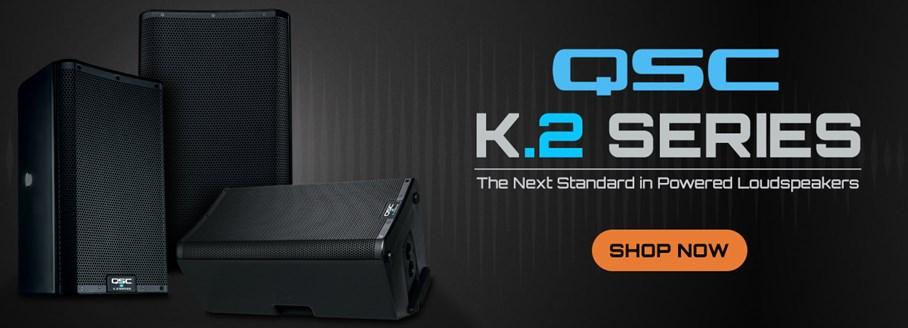 QSC K2 Series