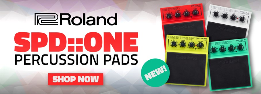 Roland SPD ONE Percussion Pads