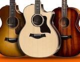 24 Months Interest Free Finance on Taylor Guitars