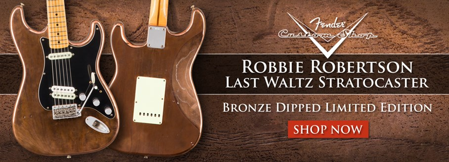 Fender Custom Shop Robbie Robertson Limited Edition