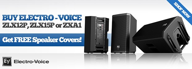 FREE Covers with Electro Voice Speakers