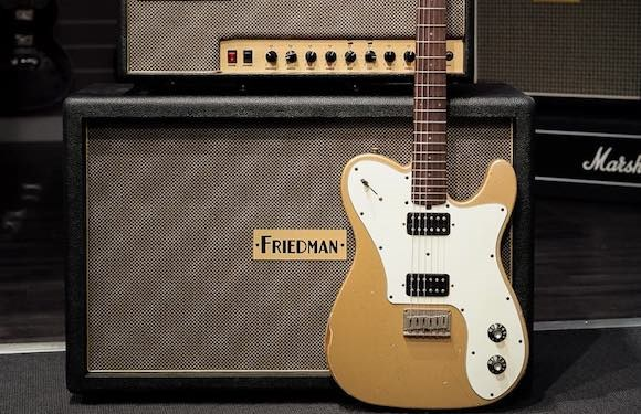 Frieidman Guitars