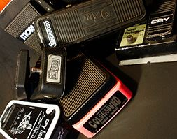 Pedal Week: The Wah Pedal