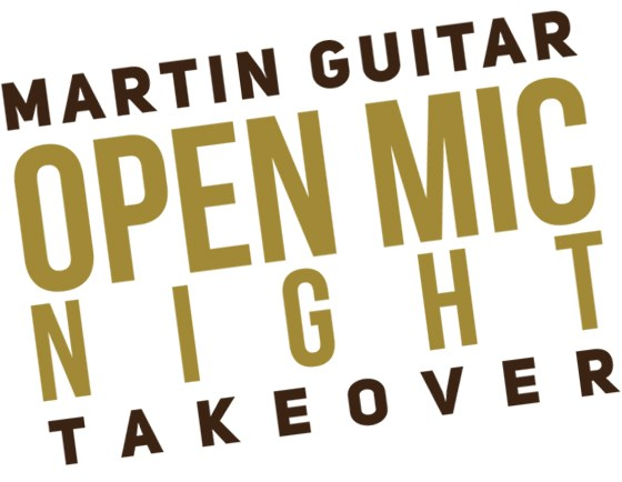 Events: Martin Open Mic Takeover