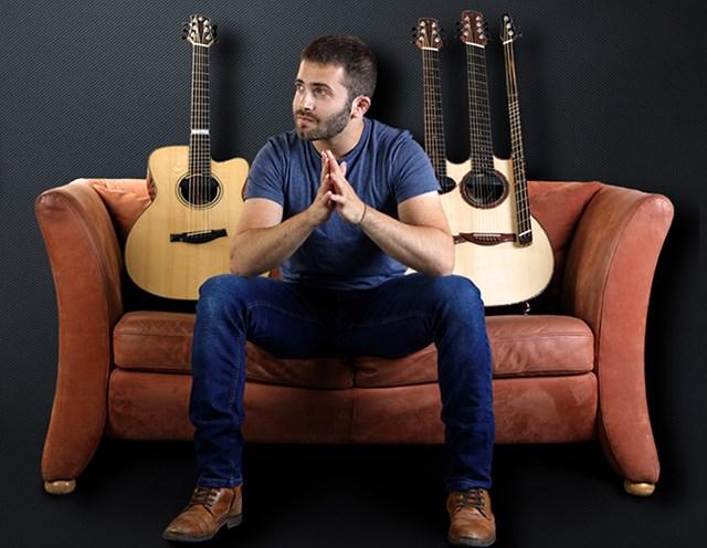 Events: Luca Stricagnoli Clinic at guitarguitar Glasgow