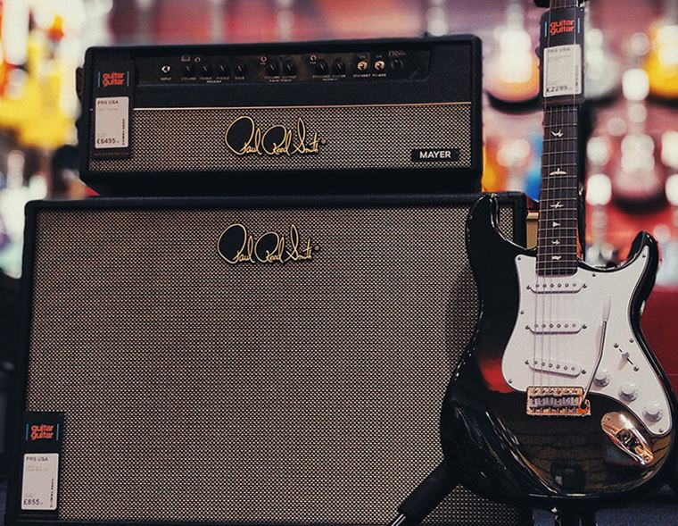 Offers: Take home a FREE PRS John Mayer Silver Sky!
