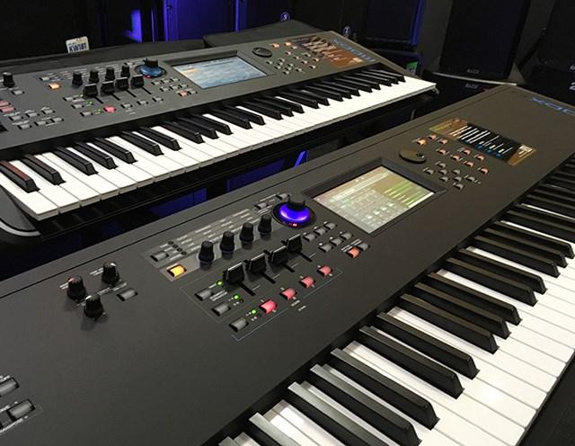 Just Announced: Yamaha MODX Keyboard Range