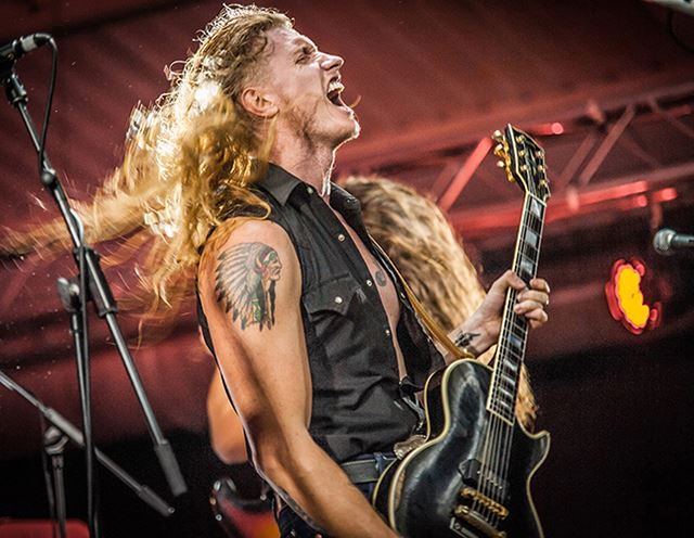 The guitarguitar Interview: Jared James Nichols