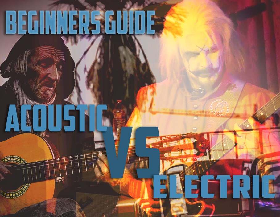 Beginners: Electric or Acoustic?