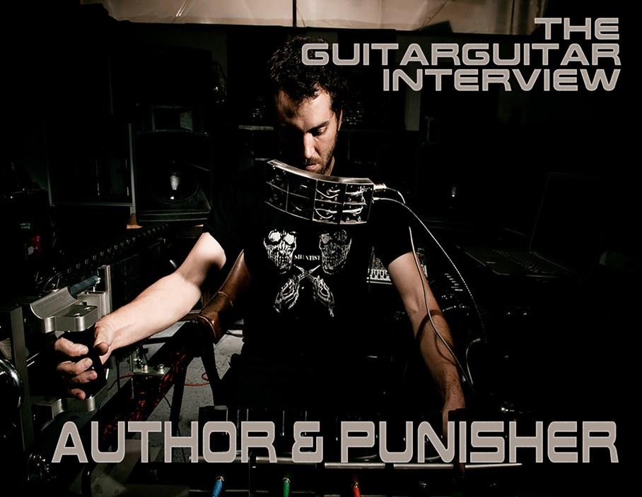 The guitarguitar Interview: Author & Punisher