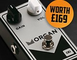 Competition: Win a Morgan Overdrive Pedal