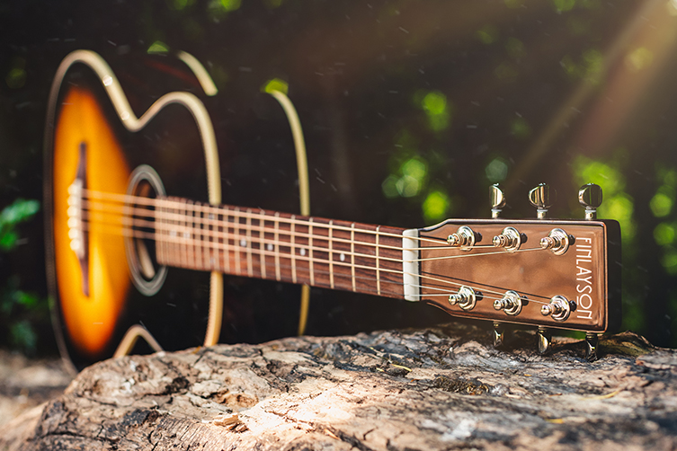A Closer Look: Finlayson Guitars