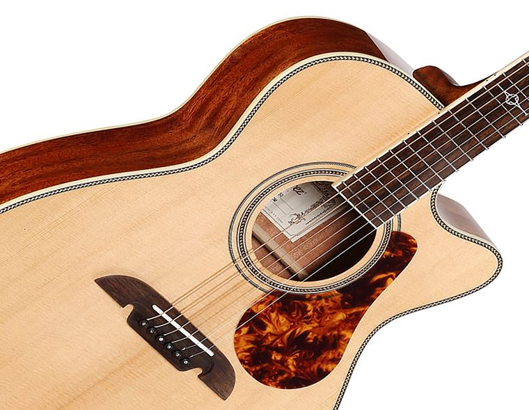 A Closer Look: Alvarez Acoustics