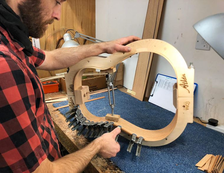 Meet Your Maker: Atkin guitars