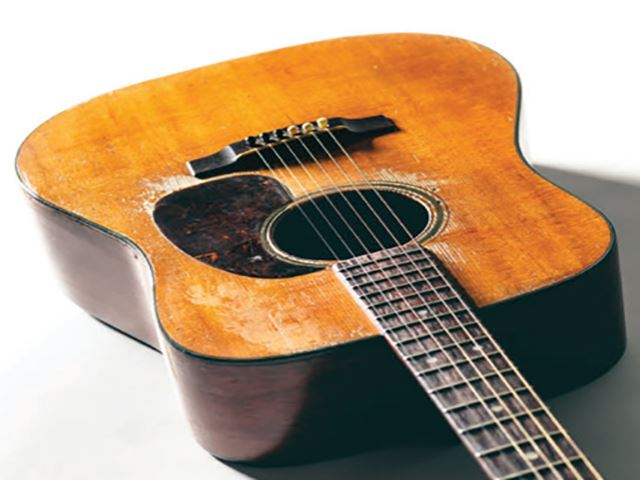 Martin Week: Birth of the Dreadnought