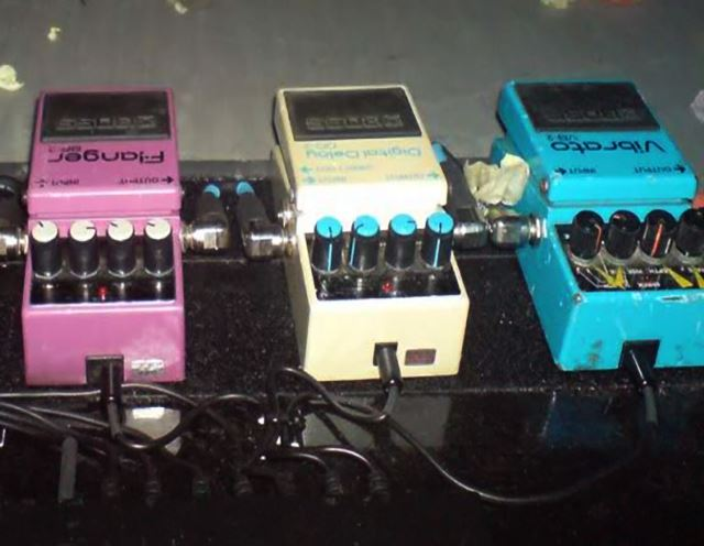 Gear Spotlight: A Brief History of BOSS Compact Pedals