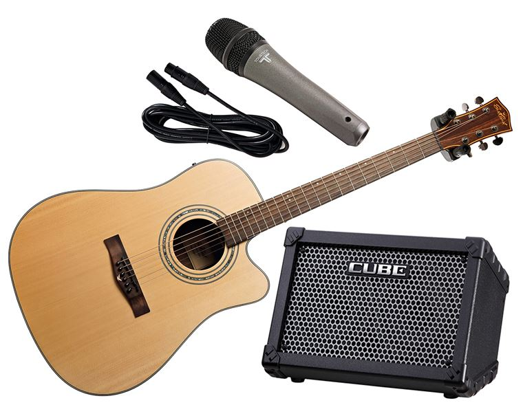 EastCoast Acoustic: Affordable Busking Rig