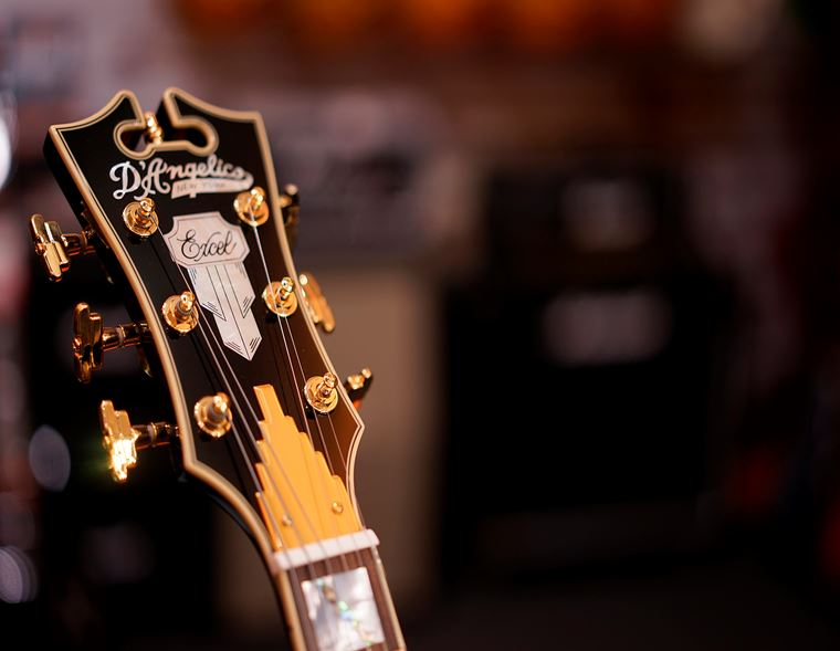 A Closer Look: D'Angelico Guitars