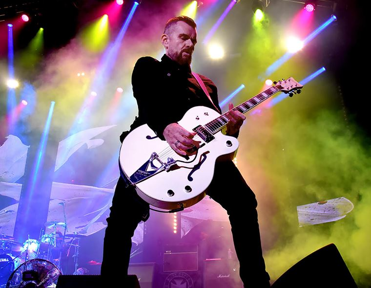 The guitarguitar Interview: Billy Duffy of The Cult