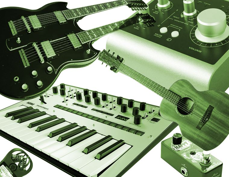Top Ten Christmas Gifts for Guitarists!