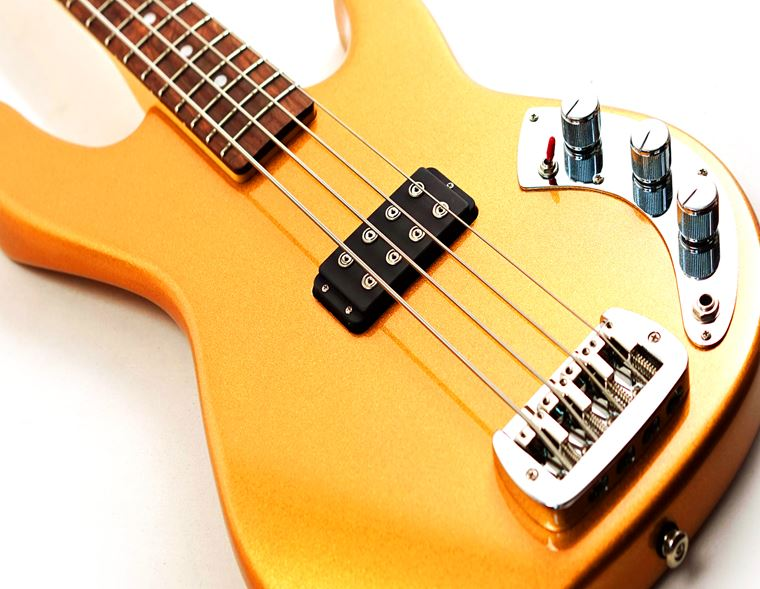 A Closer Look: G&L Basses