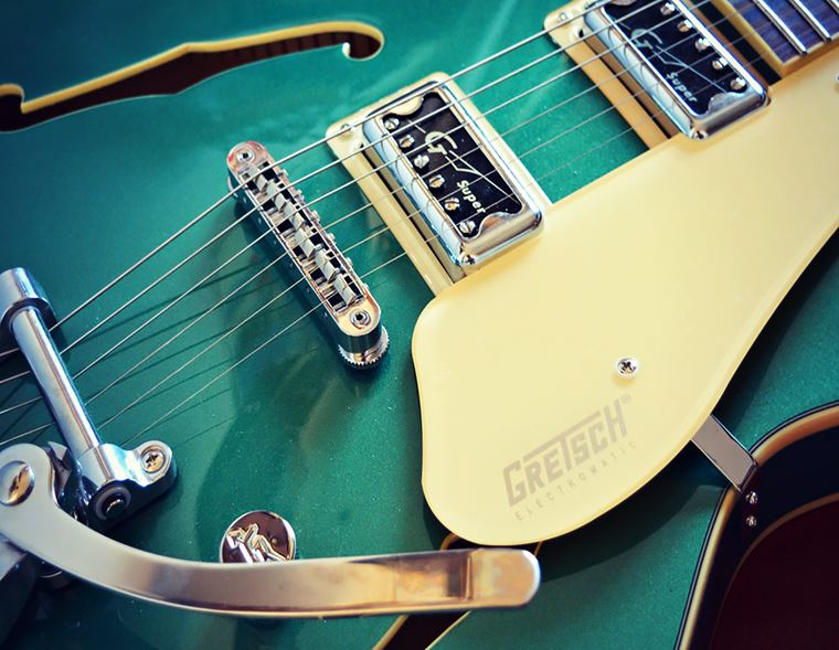 Gretsch: A Celebration