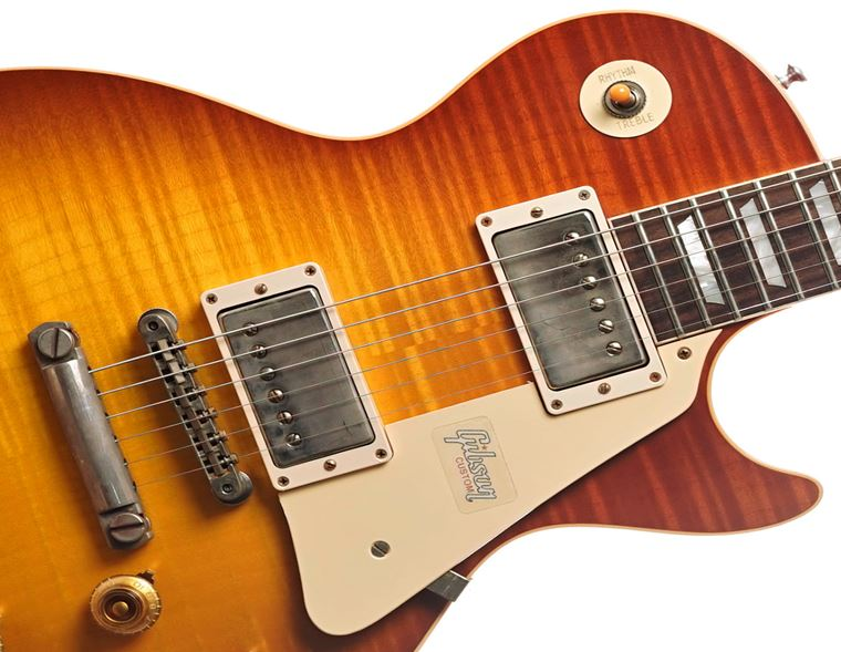 A Closer Look: Gibson Custom Shop Hand-Picked 50s Les Paul Standards
