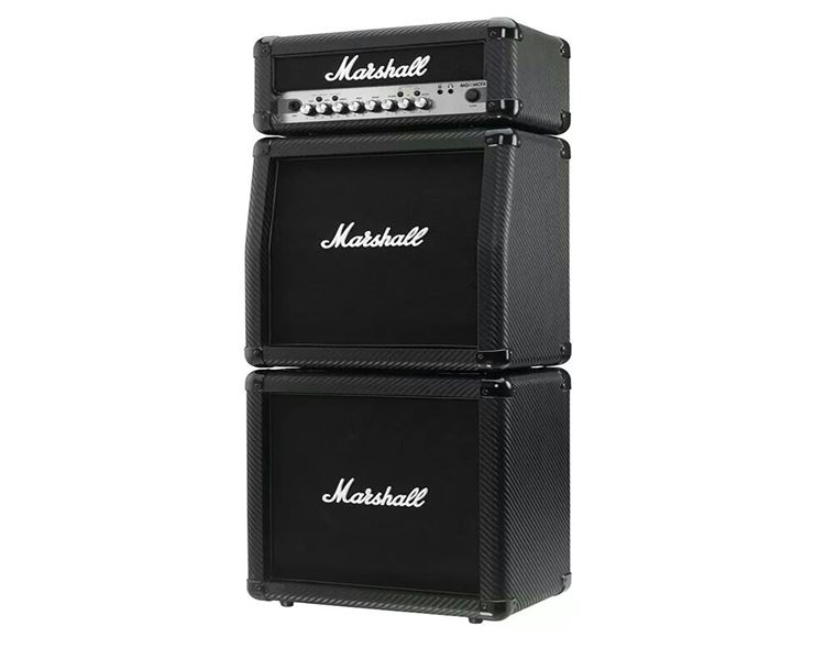 A Closer Look: Marshall MG15CFXMS Microstack