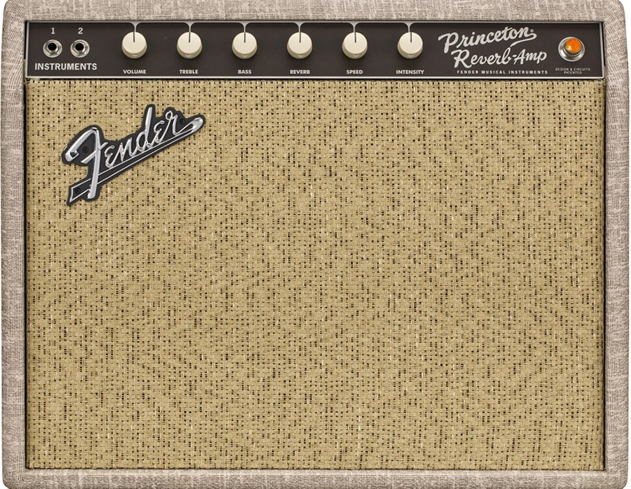 New Arrivals: Limited Edition '65 Fender Princeton Reverb